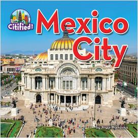Cover: Mexico City