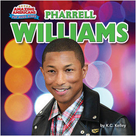 Cover: Pharrell Williams
