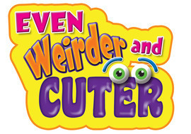 Cover: Even Weirder and Cuter