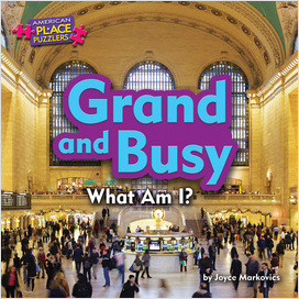 Cover: Grand and Busy
