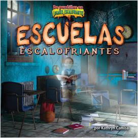 Cover: Escuelas escalofriantes (Creepy Schools)