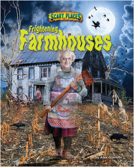 Cover: Frightening Farmhouses