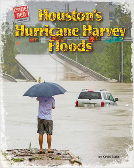 Cover: Houston's Hurricane Harvey Floods