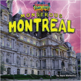 Cover: Monstrous Montreal