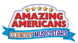 Cover: Amazing Americans: Country Music Stars