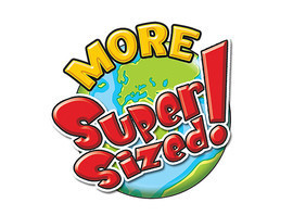 Cover: More SuperSized!