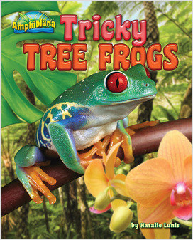 Cover: Tricky Tree Frogs
