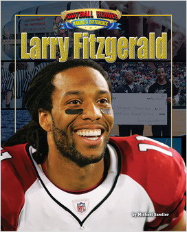 Cover: Larry Fitzgerald