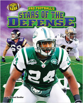 Cover: Pro Football's Stars of the Defense