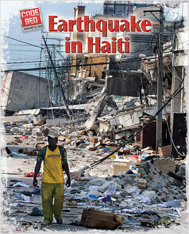 Cover: Earthquake in Haiti