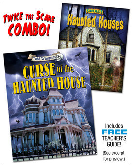 Cover: Curse of the Haunted House/Haunted Houses (paired combo)