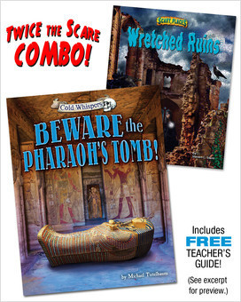 Cover: Beware the Pharaoh's Tomb!/Wretched Ruins (paired combo)