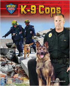 Cover: K-9 Cops