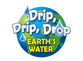 Cover: Drip, Drip, Drop: Earth's Water