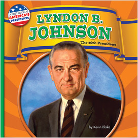 Cover: Lyndon B. Johnson
