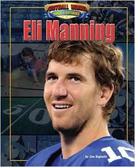 Cover: Eli Manning