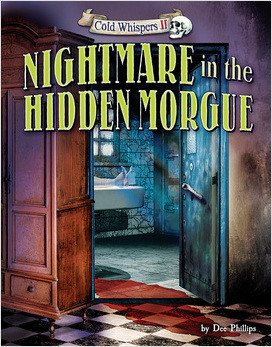 Cover: Nightmare in the Hidden Morgue