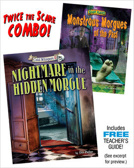 Cover: Nightmare in the Hidden Morgue/Monstrous Morgues Combo