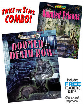 Cover: Doomed on Death Row/Haunted Prisons Combo
