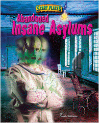 Cover: Abandoned Insane Asylums