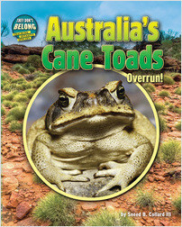 Cover: Australia's Cane Toads