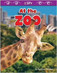 Cover: At the Zoo