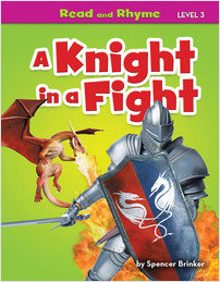 Cover: A Knight in a Fight