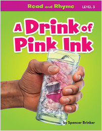 Cover: A Drink of Pink Ink