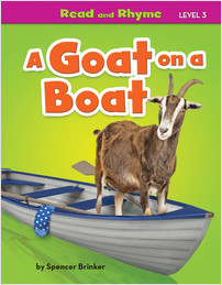 Cover: A Goat on a Boat