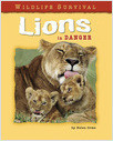 Cover: Lions in Danger
