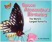 Cover: Queen Alexandra's Birdwing