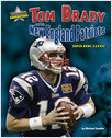 Cover: Tom Brady and the New England Patriots
