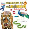 Cover: Los colores de los animales (Animal Colors)