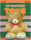 Cover: My Favorite Toys