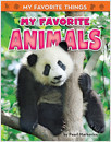 Cover: My Favorite Animals