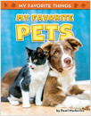 Cover: My Favorite Pets