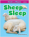 Cover: Sheep Sleep