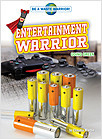 Cover: Entertainment Warrior