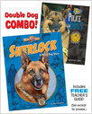 Cover: Sherlock: Dog Detective/Police Dogs