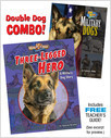 Cover: Three-Legged Hero/Military Dogs