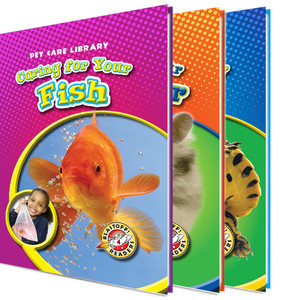 Cover: Pet Care Library