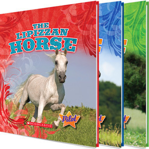 Cover: Horse Breed Roundup