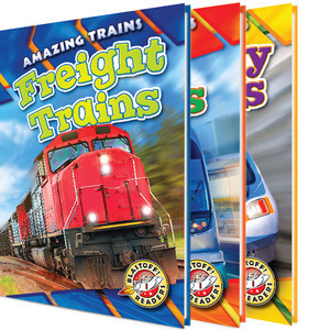 Cover: Amazing Trains