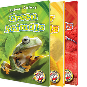Cover: Animal Colors