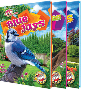 Cover: Backyard Birds