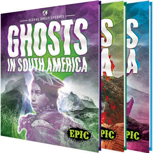 Cover: Global Ghost Stories