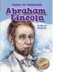 Cover: Abraham Lincoln:  A Life of Honesty