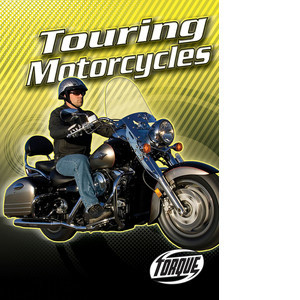 Cover: Touring Motorcycles