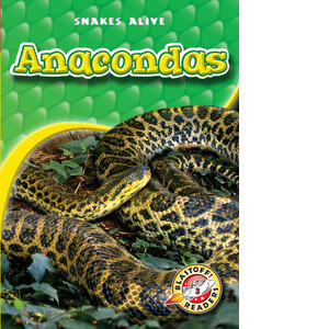 Cover: Anacondas