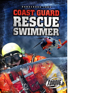 Cover: Coast Guard Rescue Swimmer